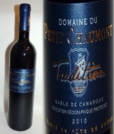 Petit Chaumont IGP Sable de Camargue Tradition -rouge 75cl